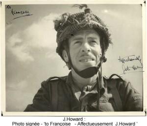 J Howard