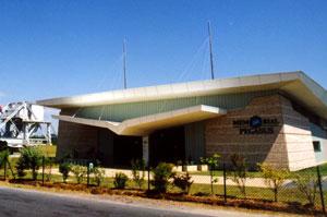 Nouveau musée inauguré en Juin 2000.