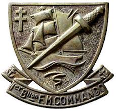 Insigne Commando Kieffer N° 4