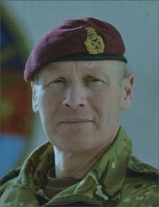Général Lorimer - Parachute Regiment